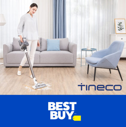 Best Buy Canada | Tineco vendor-funded campaign